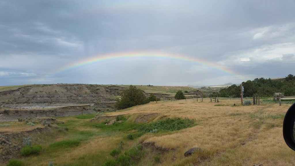 ranbow range Meadowlark Ranch